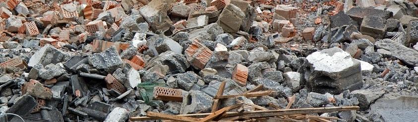 Kontenery dla gruzu budowlanego