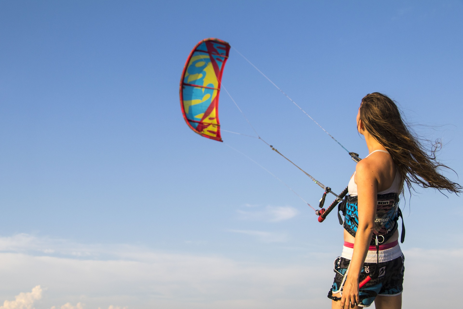 kurs kitesurfingu półwysep helski