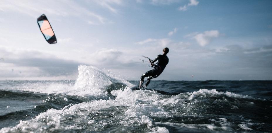 półwysep helski kite