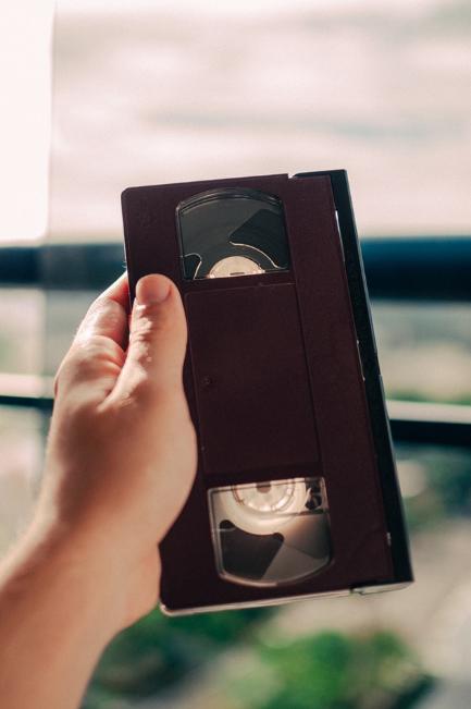przegrywanie kaset vhs na dvd