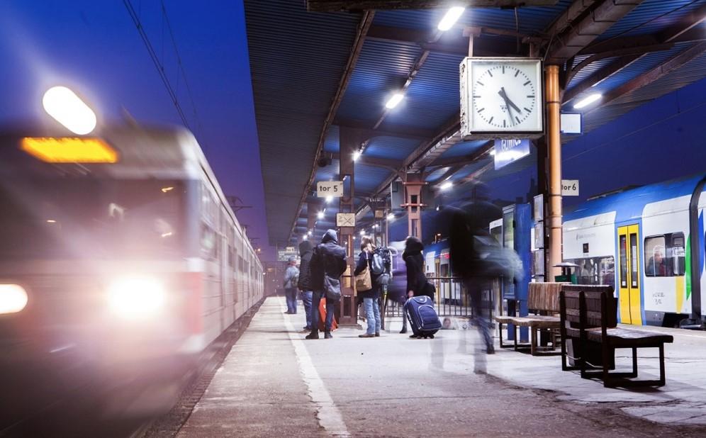 dworzec gliwice